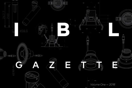 IBL Gazette Vol 1