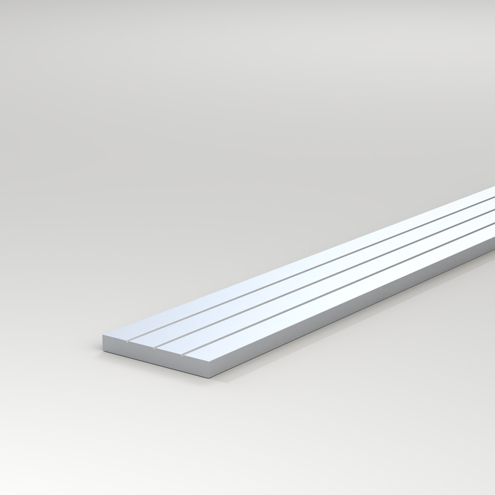 Ridge Flat Bar 20x2.5mm